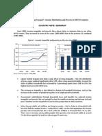 OCDE Desigualdad Alemania