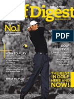 Golf Digest Singapore Media Kit