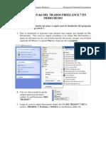 Manual de Instalación de SDL TRADOS 7