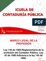 ESCUELA DE CONTADURÍA PÚBLICA