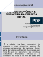 Analise Economico-financeira Aula
