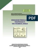 Modul TKJ-11 Mendiagnosis Permasalahan Pengoperasian Pc Yg Tersambung Jaringan