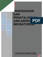 Pencegahan Dan Penatalaksanaan Asfiksia Neonatorum