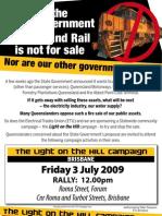 ETU No Sell Off Rally July 3