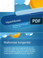 Blok 4 Embriologi hipertrikosis