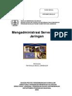 Modul TKJ-17 Mengadministrasi Server Dalam Jaringan