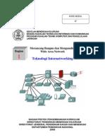 Modul TKJ-18 Merancang Bangun Dan Menganalisa Wide Area Network