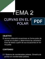 Tema 2 Curvas en El Plano Polar