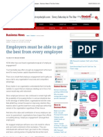 Employers Must Be Able to Get the Best From Every Employee - Business News   the Star Online