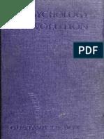 Gustave Le Bon_The Psychology of Revolution