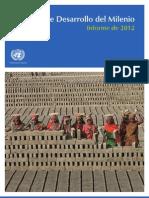 MDG Report 2012 - Complete Spanish