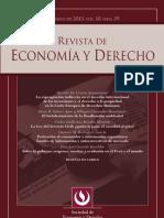 Revista de Economía y Derecho 39