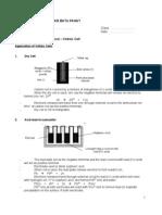 Module 15 Voltaic Cell