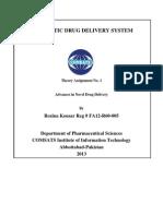 Lymphatic Drug Delivery
