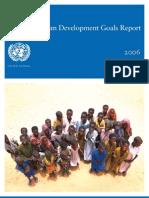 Millenium Dev Goals Report_2006