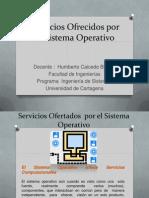 1.4 Servicios Del SO
