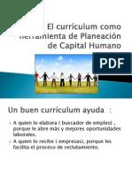 Diapositivas Curriculum
