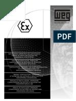 Manual de Instal Acion, Operac Ion y Mantenimiento de Motores Para Atmoferas Explosivas