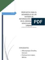 Propuesta para el desarrollo de un sistema de información gerencial