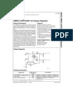 LM 2587 Datasheet