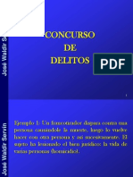 Concurso de Delitos - Modificado