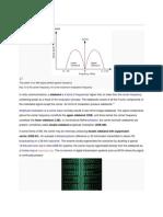 Sideband communication AM amplitude modulation