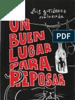 Un buen lugar para reposar, de Luis Gutiérrez Maluenda