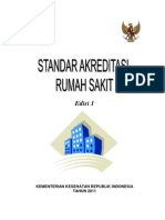 JCI Versi Indonesia Standar Akreditasi Rs Indonesia
