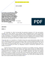3. Ampatuan v. Hon. DILG Sec. Puno, GR 190259, June 7, 2011