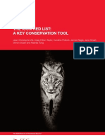 IUCN Red List a Key Conservation Tool 1
