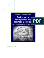 Balanced Score Card | Strategic Management | Goal