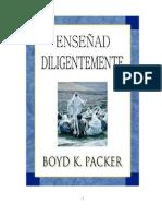 ENSEÑAD DILIGENTEMENTE por BOYD K. PACKER
