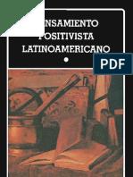 Pensamiento Positivista Latinoamericano I