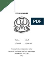 Akbar a 251 10 080 Stereoisomer