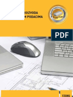 Katalog Ytong Proizvoda s Tehnickim Detaljima