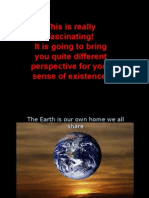 Mankind's Existence and Life