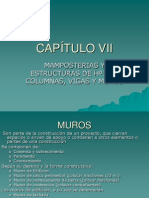 Capítulo VII-Mamposterías y Estr. HºAº-I-2008