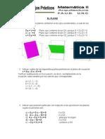 matematica planos