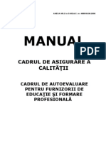 Manual Autoevaluare