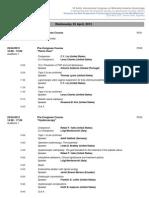 AAGL2012_PreliminaryProgram