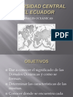 DORSALES OCEÁNICAS (2)