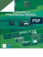 Genero y Propiedad Rural (Lilian Ferro).pdf