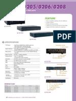 PORTWELL CAD-0205-06-08