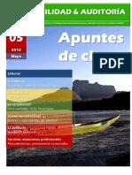 Revista Apuntes de Clase. Contabildad & Auditoria Nro. 01