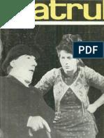 64674956 Revista Teatrul Nr 1 Anul XII Ianuarie 1967