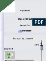 2013-01-23 Uso Del LWD Dynatest