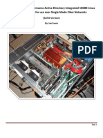 Building a 10 Gigabit Enabled Linux iSCSI Target