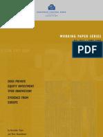 European Working Paper