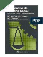 Diccionario Derecho Social
