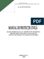 Manual de Protectie Civila